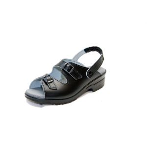 Lahtised ESD sandaalid kannarihmaga